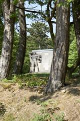 Ordensburg Vogelsang Fackelträger (g.m196673) Tags: eifel denkmal skulptur ordensburg vogelsang zeiss 24 70 sal 400