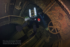 Further exploring the Umbria wreck #2 (Nicolas & Léna REMY) Tags: wreck nauticam ocean rebreather revo redsea africa underwater inon sudan afrique diving mer merrouge photography plongée recycleur scuba sea soudan épave