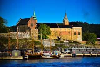 Akerhus Slott - Oslo Norway