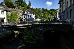 GERMANY-MONSCHAU (X-Andra) Tags: eifel montjoie rur ages citymressort german germany medieval middle monschau river tourism tourist