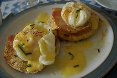 eggs benedict - explored (quietpurplehaze07) Tags: themumbles wales eggsbenedict breakfast