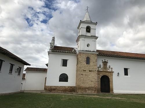 Convento Padres Carmelitas Descalzos, Villa de Leyva, Colômbia.