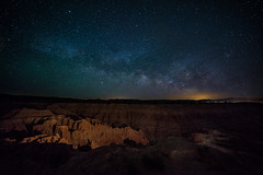 Milky Way Rising over Cathedral Gorge (nbanjogal) Tags: cathedralgorge lincolncounty milkyway