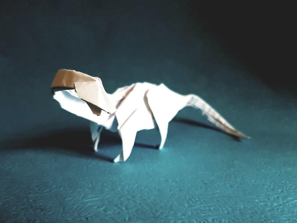 The worlds newest photos of dinosaur and satoshi flickr hive mind barosaurus kamiya satoshi kinnxinhhs tags kamiya satoshi barosaurus origami dinosaur jeuxipadfo Choice Image