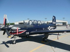 """Beechcraft T-34C Turbo-Mentor 1 • <a style=""""font-size:0.8em;"""" href=""""http://www.flickr.com/photos/81723459@N04/34239994284/"""" target=""""_blank"""">View on Flickr</a>"""
