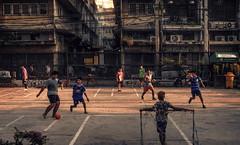 Street Soccer Bangkok (Julien Cha.) Tags: streetphotgraphy bangkok krungthep streetsoccer