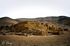 Templo 1 de la Huaca Paraíso (Dny Tarrillo) Tags: d5300 inkari pago pachamama huaca paraíso cultura preceramico