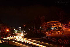 Down Sm Baguio (JPDalayon Photography) Tags: movementandmotion longexposure taillights streetphotography baguiocity