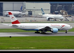 Boeing | 777-2Z9/ER | Austrian Airlines | OE-LPC | Hong Kong | HKG | VHHH (Christian Junker | Photography) Tags: nikon nikkor d800 d800e dslr 70200mm aero plane aircraft boeing b7772z9er b777200er b772er b777 b772 b77e b777200 austrianairlines myaustrian os aua austrian os068 aua068 austrian068 oelpc staralliance widebody heavy triple7 dreamoffreedom myaustrianmoment servus departure takeoff 07r airline airport aviation planespotting 29313 386 29313386 hongkonginternationalairport cheklapkok vhhh hkg clk hkia hongkong sar china asia lantau shalowan slw spota2 christianjunker flickraward flickrtravelaward hongkongphotos superflickers worldtrekker zensational