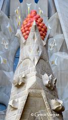 Barcelona (Graça Vargas) Tags: sagradafamília church igreja graçavargas ©2017graçavargasallrightsreserved barcelona espanha antonigaudí