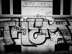 (赤いミルク) Tags: grain vignette blackandwhite monochrome ビンテージ ビニル black romantism gothic コントラスト 赤 red ウォール wall ゴースト 悪魔 ghost 友人 ドア doors 贈り物 gift 地平線 horizon モノクローム 暗い street 壁 surreal intriguing 生活 life architecture texture 秋 賞賛 光 白黒 stage live 演芸 entertainment 演芸会 berlin