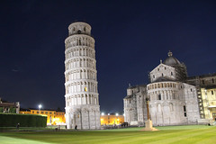 Leaning Tower & Pisa Cathedral (California Will) Tags: pisa italy leaningtower piazzadeimiracoli piazza del duomo