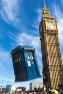 TARDIS and Big Ben