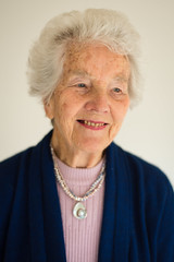 Nanny (Pat Charles) Tags: portrait people person nikon woman female lady grandmother old age matriarch grey gray smile happy face