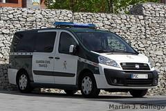 FIAT DUCATO Guardia Civil (Martin J. Gallego. Siempre enredando) Tags: guardiacivil fiat ducato fiatducato emergency emergencyvehicles emergencia vehiculosdeemeregencia