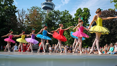 Dag van de Romantiek (Stevox-1) Tags: ballet outside dance romance xt1 xf23mmf14 rotterdam fuji23mmf14 romantica fujifilm fuji xf 23mm nederland colours hetpark