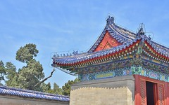 Colorlful Chinese classical architecture (stevelamb007) Tags: china beijing templeofheaven classical chinese architecture colorlful roof stevelamb nikon d7200