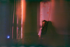 20170507 (Johann Kööp) Tags: 35mm colour film soaked filmsoup shootfilm surreal colours self selfportrait portrait room sun light dark darkness shadows mood abstract uk moody coventry canon ae1 atmosphere sunlight afternoon