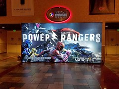 Entertainment, Power Rangers, Backlit Graphics