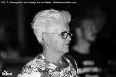 2017 Bosuil-Het publiek bij The Two Romans en Future Thieves 8-ZW
