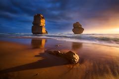 Golden Towers (Dylan Toh) Tags: greatoceanroad portcampbell australia coast dee dusk everlook gibsonssteps landscape photography seascape sunset twelveapostles victoria