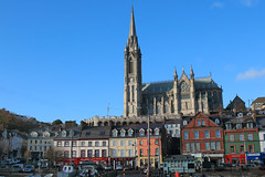 St Coleman's Cathedral (dorameulman) Tags: stcolemanscathedral cobh cocork ireland cityscape architecture colors beautiful dorameulman haiku canon canon7dmark11 outdoor travelphotography