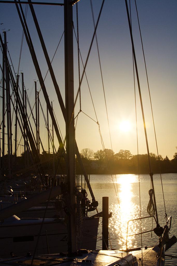 Sunrise at Bay