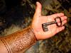 henna key (UrbanHeirlooms) Tags: key henna tattoo mendhi antiquekey oldkey georgian fancybit hand wrist tribal tribaltattoo hennatattoo intricate bigkey ornatekey collectibles collectable urbanheirlooms keycollector keycollection openhand antiquehardware bodymodification