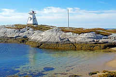 NS-07027 - Terence Bay Lighthouse (archer10 (Dennis) 98M Views) Tags: lighthouse sony a6300 ilce6300 18200mm 1650mm mirrorless free freepicture archer10 dennis jarvis dennisgjarvis dennisjarvis iamcanadian novascotia canada terencebay granite shipleyhead