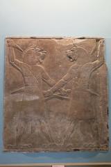 May 10: 100 Assyrian Reliefs (Aquafortis) Tags: art london england museums assyrian