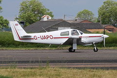 G-UAPO (QSY on-route) Tags: guapo lincoln aero club mid summer fly in sturgate 04062017