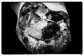smiling stone (HMM !)