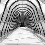 Japan Bridge in black and white: part 2 thumbnail