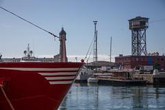 Port Vell, Barcelona 2017