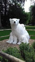 Ijsberen in Planckendael (~~Nelly~~) Tags: mechelen planckendael ijsberen lego seankenney