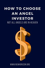 How to Choose an Angel Investor (vishendamorris) Tags: business angelinvestor businesstips businessfinancing