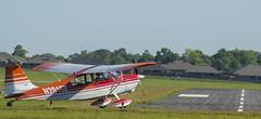 1978 Bellanca 7GCAA Taxiing for Takeoff (jim324w) Tags: 1978bellanca7gcaa foley airport airplane bellanca