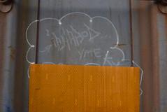 ICHABOD (TheGraffitiHunters) Tags: graffiti graff spray paint street art colorful freight train tracks benching benched boxcar ich ichabod moniker streak markal