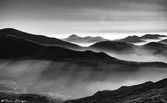 Snowdon To The Nantlle Ridge - wish you were here? (Paul Sivyer) Tags: snowdonia snowdon nantlleridge moeleilio moelhebog mynyddperfedd ufo