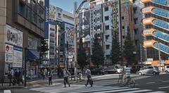 Akihabara _50 (Kinbachou48) Tags: akihabara tokio fujifilmx100s donquijote shopping byn maid idol akb48 tokiotower 東京都 秋葉原 ドン キホーテ メイド