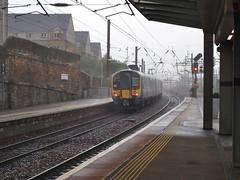 Haymarket - 05-06-2017 (agcthoms) Tags: scotland edinburgh haymarket station railways trains transpennineexpress class385 385408