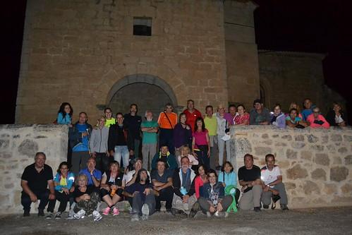 Marcha nocturna de Senderismo por Burgos Fotografia Maria Jesus (5)