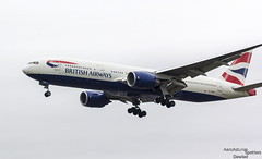 B777 G-YMMT British Airways (Dawlad Ast) Tags: aeropuerto internacional international airport londres london heathrow lhr avion plane airplane myrtles ave avenue mayo may 2017 17 boeing 777236er gymmt british airways sn 36518 b777 777