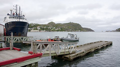 St. John's (Loops666) Tags: boat ship harbour city stjohns mountain signalhill geography coast canada newfoundland