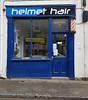 """Gloucestershire, Coleford - Helmet Hair hairdressers (Biffo1944) Tags: gloucestershire coleford """"helmet hair"""" hairdresser """"st john's street"""" 20170417150522001"""