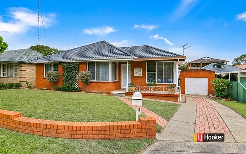 4 Bradley Crescent, Wiley Park NSW
