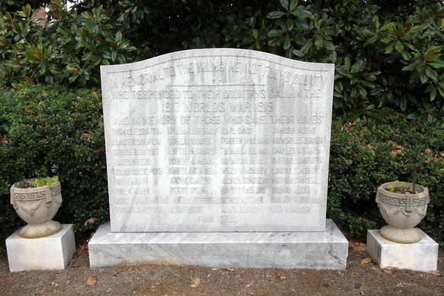Floyd County, GA World War I Memorial