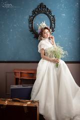 flickr028-1 (林亦倫) Tags: 薇安 vivian 婚紗創作 寫真 棚拍 人像 雜誌 攝影 創作