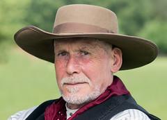 Cowboy (laughingrasputin) Tags: laredowestertown powdermills walthamabbey cowboy