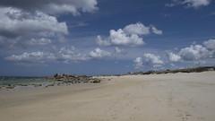 La musique du vent (Titole) Tags: beach bretagne brittany clouds kerlouan titole nicolefaton ocean sand rocks coast seascape
